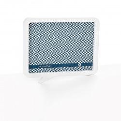 Fotorámeček plastový bílý 15x20cm magnetický