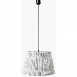 Stínítko k osvětlení line bílý šířka 40cm výška 27cm