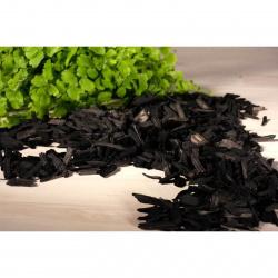Aranžovací kousky dřeva 184 černé 10-20mm (balení 333ml)