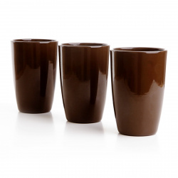 Váza 304 Schoko 16