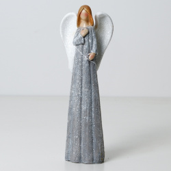 Anděl polyresin 17,5cm