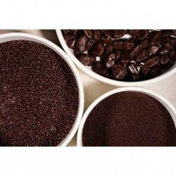 Aranžovací písek jemný hnědý 0,5mm/350ml