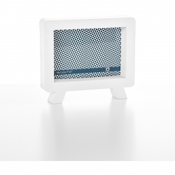 Fotorámeček plastový bílý 13x18cm