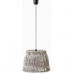 Stínítko k osvětlení line šedý šířka 24cm výška 14cm