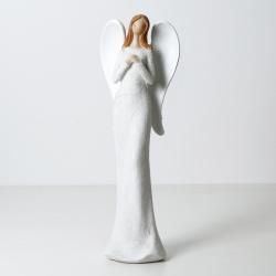 Anděl polyresin 32cm