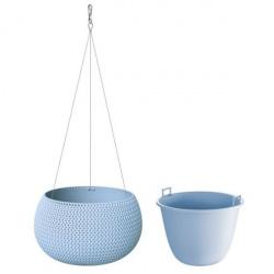 Obal SPLOFY bowl ws s vkladem a ocel. lankem led.šedý 29