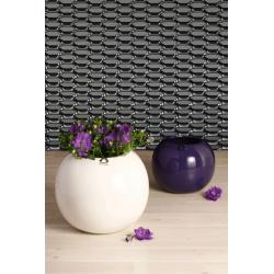 Váza 425-15 koule fialová v15x18x18cm 6ks