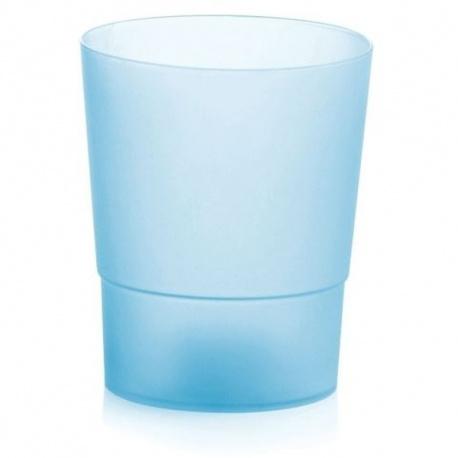 Obal na orchidej COUBI Modrý transparentní 12,5