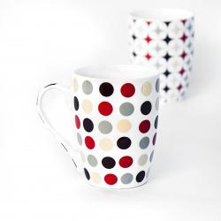 Hrnek Monroe - Dots keramický