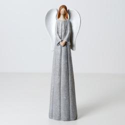 Anděl polyresin 27cm