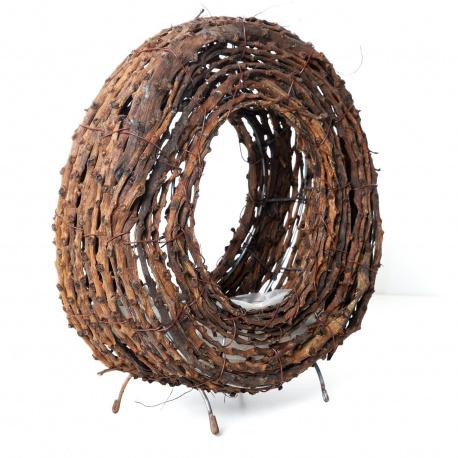 Kruh obal réva 13m vnitřek 25cm vnějšek
