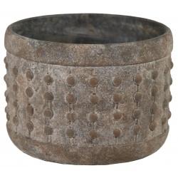 Obal Adana Dot Cylinder Pot Aged 17