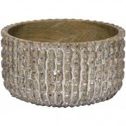 Obal Bert Cylinder Low Natural 17