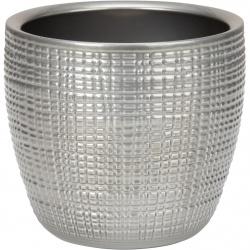 Obal 866 Brilliant silver 14