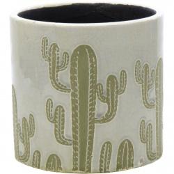 Obal Shine Cactus Cylinder Off Grey 11