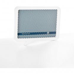 Fotorámeček plastový bílý 13x18cm magnetický
