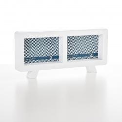 Fotorámeček plastový bílý 2x10x15cm